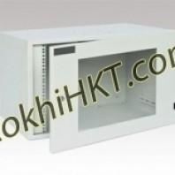 Tủ mạng 6U D450, tủ rack 6u treo tường